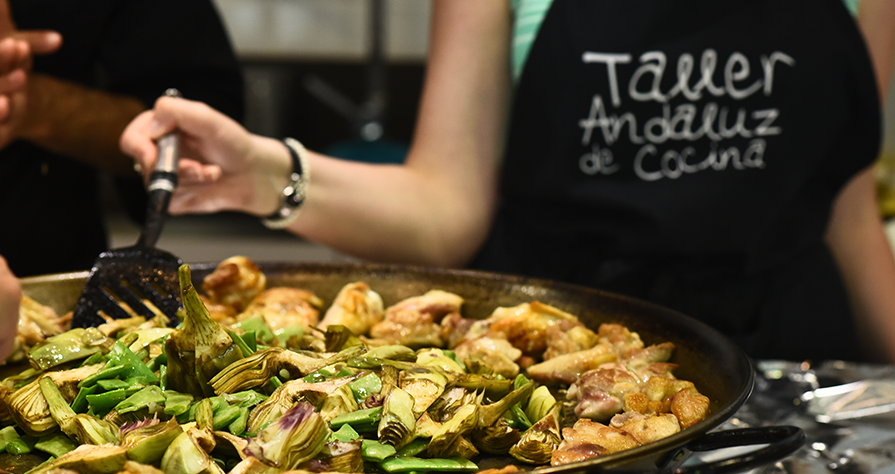 Taller Andaluz de Cocina (Andalusian cooking workshop)