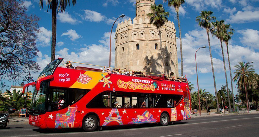 Citysightseeing Hop On & Off bus